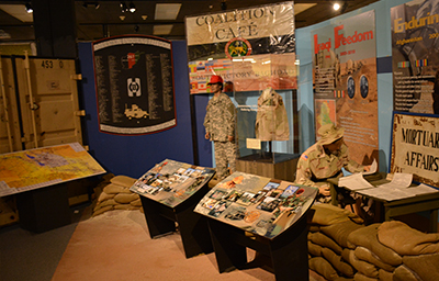 Supporting Victory Exhibit