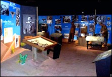 View of Supporting Victory Exhibit.
